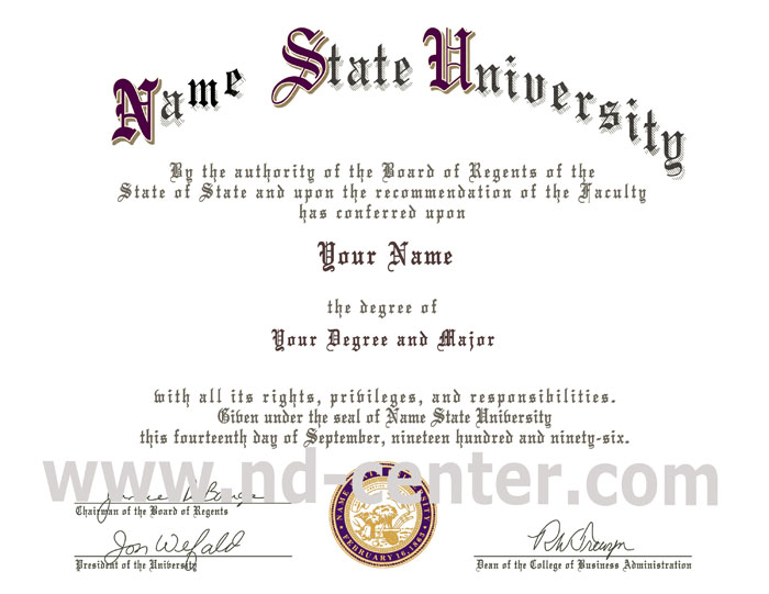 Samples of fake high school diplomas and fake diplomas for Fake college degree template
