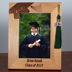 Fake Diploma Picture Frame
