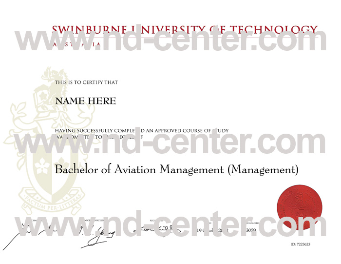 Swinburne University Technology Degree