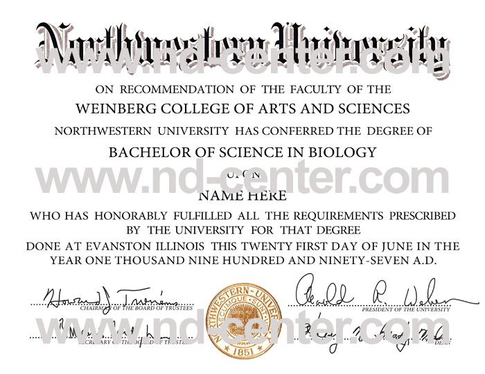 Northwestern university study abroad