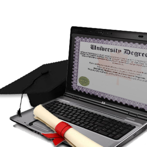 online masters fake degree