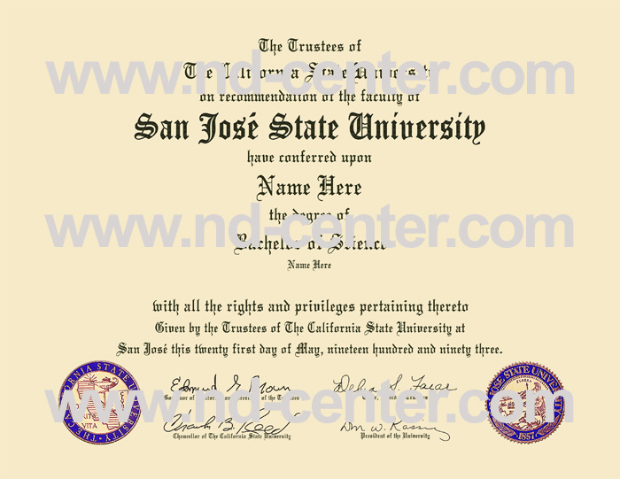 Excellent genuine fake college diploma