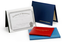 Top of the range Fake Diploma covers